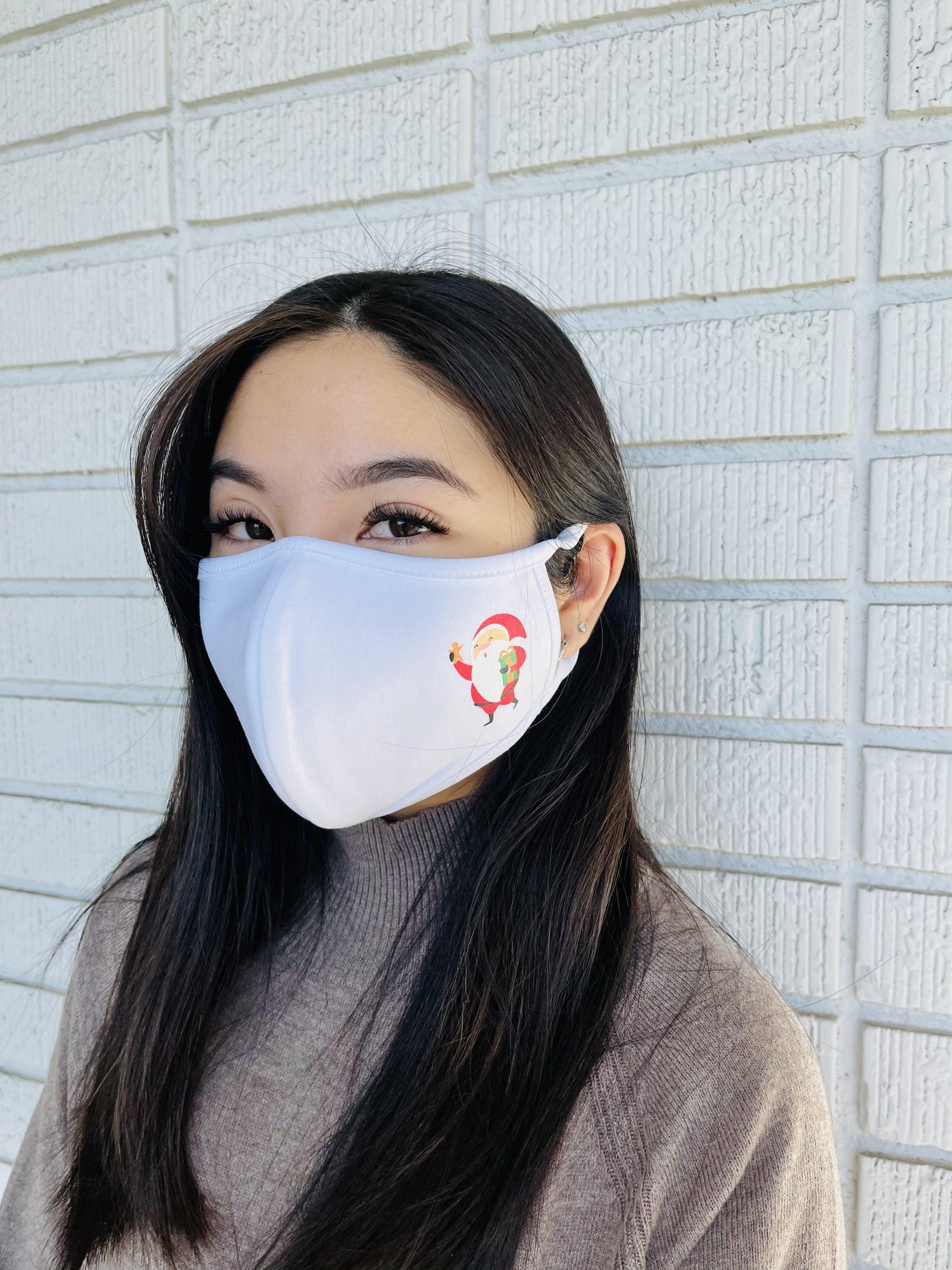 White Mask (2)